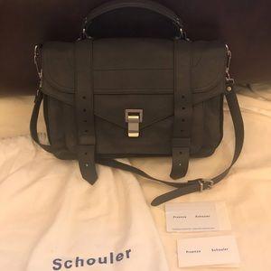Proenza Schouler ps1 medium lux bag